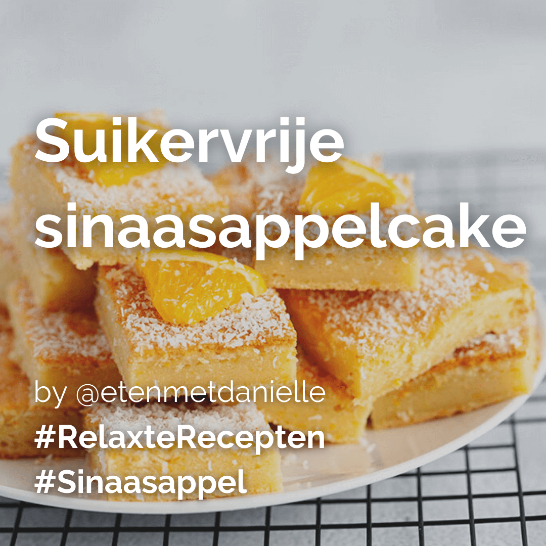 Je bekijkt nu Suikervrije sinaasappelcake @etenmetdanielle
