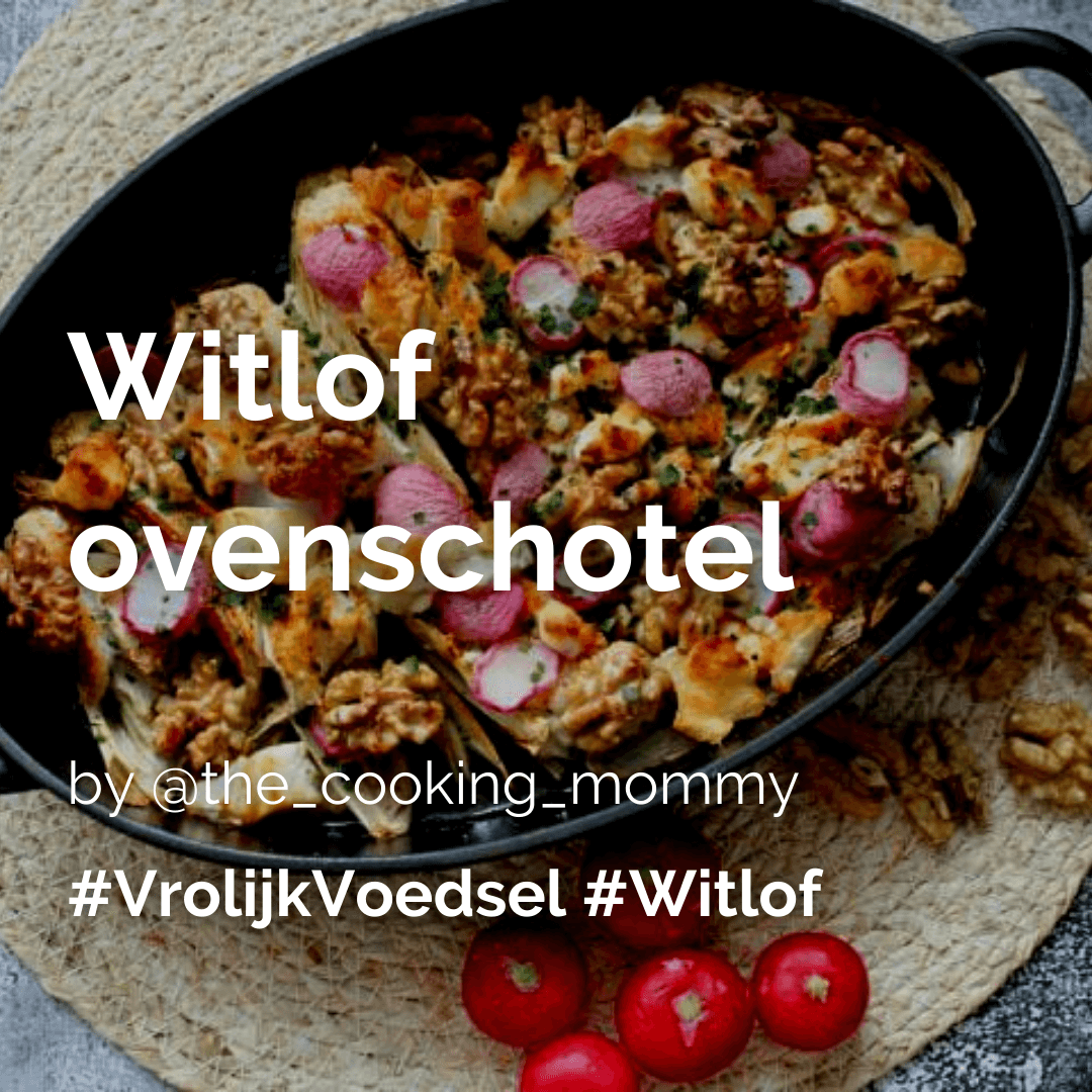 Witlof ovenschotel @the_cooking_mommy