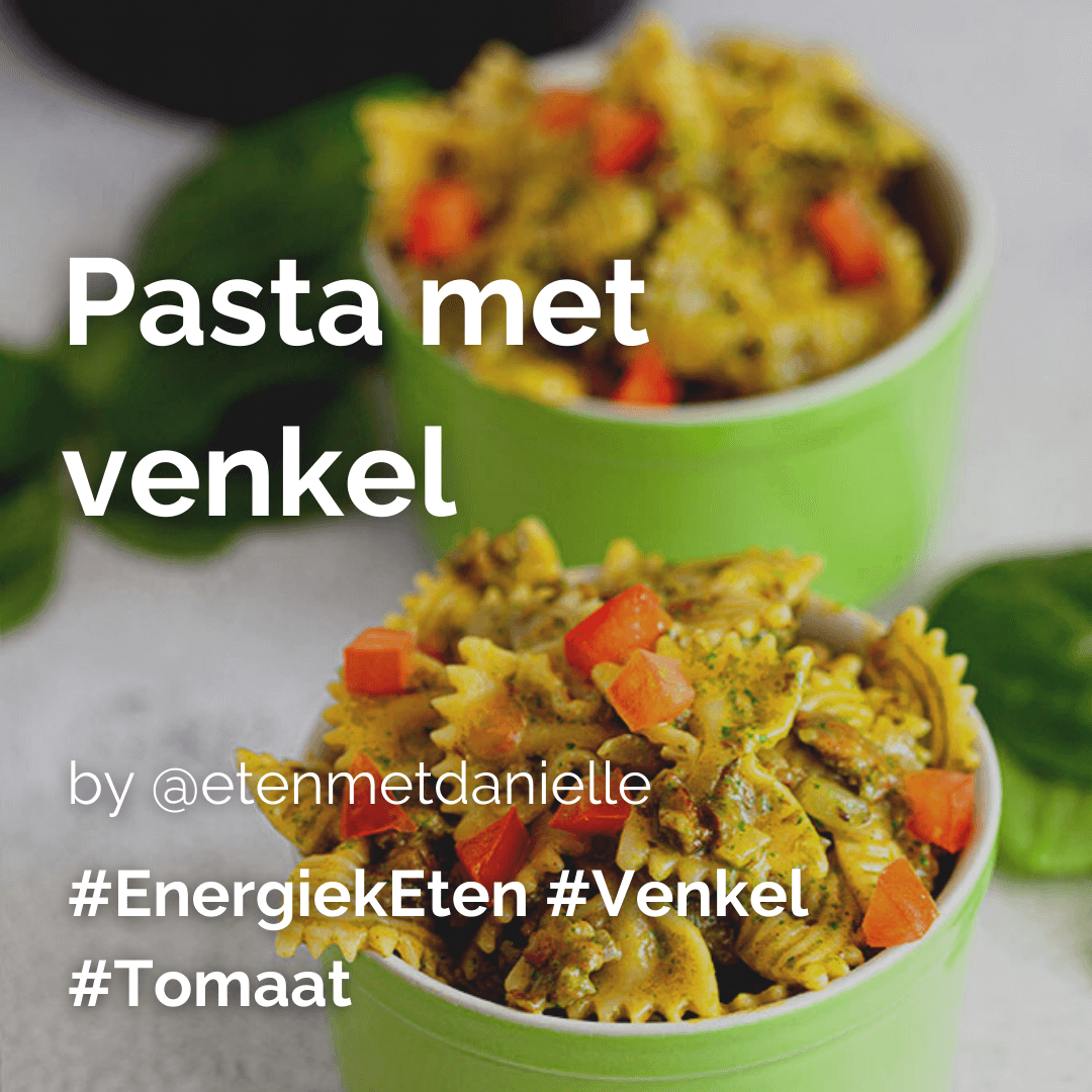 Lees meer over het artikel Pasta met venkel @etenmetdanielle
