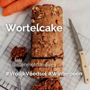 Lees meer over het artikel Wortelcake @etenmetdanielle
